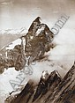 Vittorio Sella (1859-1943) - The Matterhorn as, Vittorio Sella, Click for value