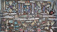 ROGER KEMP (1908-1987) Horizontal Sequence c1970