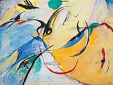 YVONNE AUDETTE born 1930 The Migration 1989