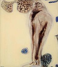 BRETT WHITELEY (1939-1992) Sketch of a White