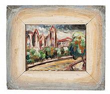DANILA VASSILIEFF (1897-1958) College Street,