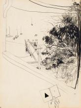 BRETT WHITELEY (1939-1992), Lavender Bay 2, 1973