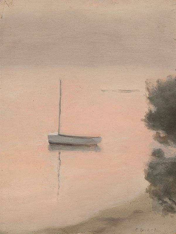 CLARICE BECKETT (1887-1935)  Evening Calm