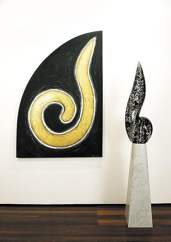 AKIO MAKIGAWA (1948-1999)  Seer