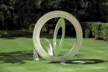INGE KING (1915-2016), Rings of the Sun III 2004
