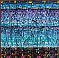 MICHAEL JOHNSON, born 1938, Oyster Line, 2000-01,