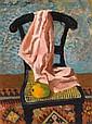 DONALD FRIEND, (1915-1989), The Artist's Chair,