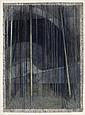 GODFREY MILLER, (1893-1964), Nocturn - Trees,
