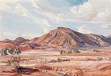 HANS HEYSEN (1877-1968)  Wanaka 1933