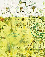 JOHN OLSEN born 1928  Frog Pond, North Queensland 1994