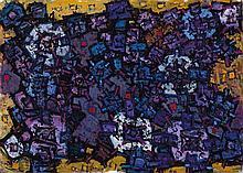 ROGER KEMP (1908-1987)  Untitled 1982
