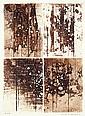 FRED WILLIAMS (1927-1982) Landscape Quartette 1962