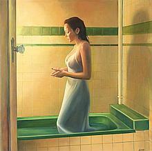 VINCENT FANTAUZZO born 1977 Bath of Diana 2007