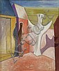 ROY DE MAISTRE (1894-1968)  Annunciation, Roy De Maistre, Click for value