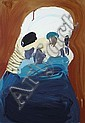 BEN QUILTY born 1973  Untitled (Budgie), Ben Quilty, Click for value