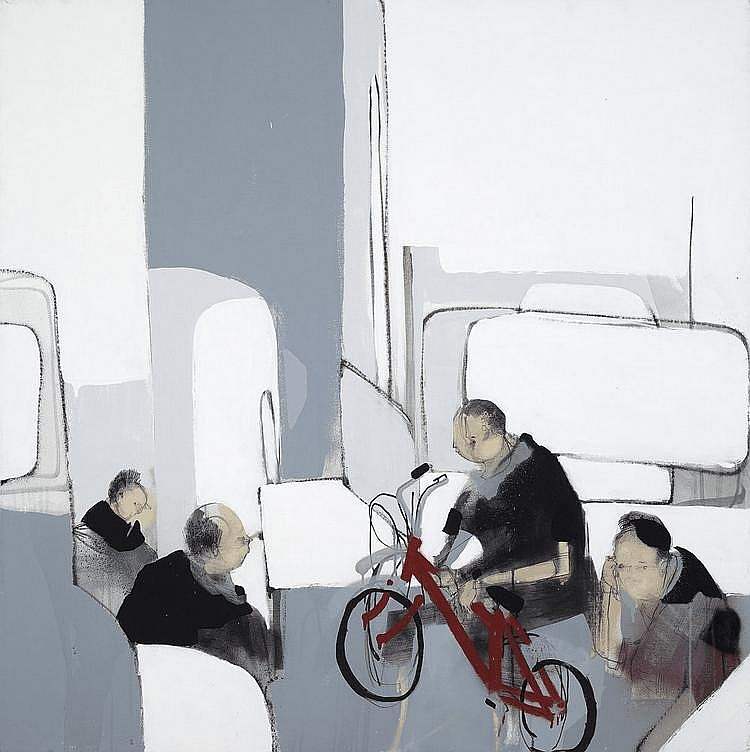 ANTHONY LISTER born 1980. In Transit #5