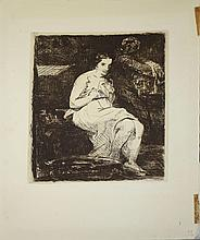 Edouard Manet (Fr 1832-1883) Les Toilette