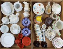 Large lot of child's and doll miniature china