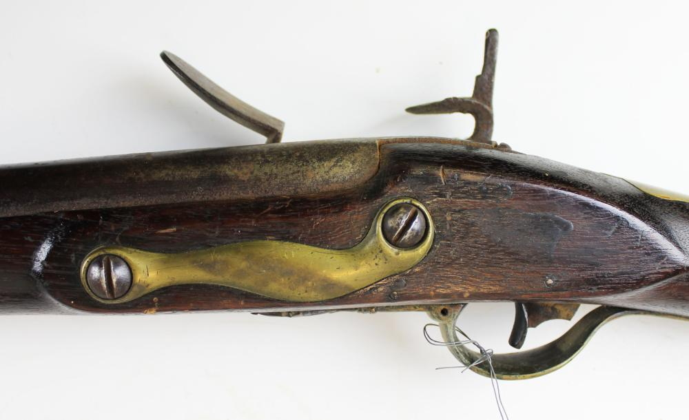 18th C Brown Bess Musket
