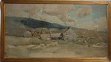 William Langson Lathrop (CA 1859-1938) w/c