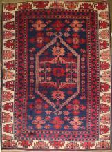 mid 20th c Turkish Yacebider area rug