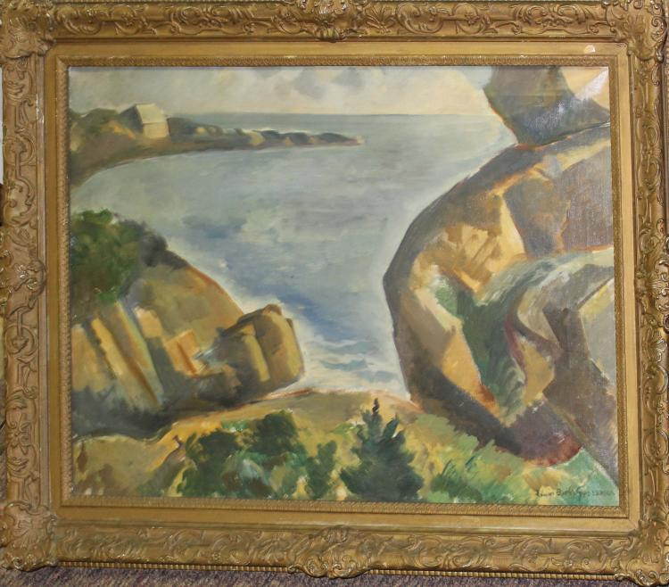 Merrill Furniture Ellsworth Maine Furniture Business: Edwin Booth Grossman (AM 1887-1957) Maine Coast