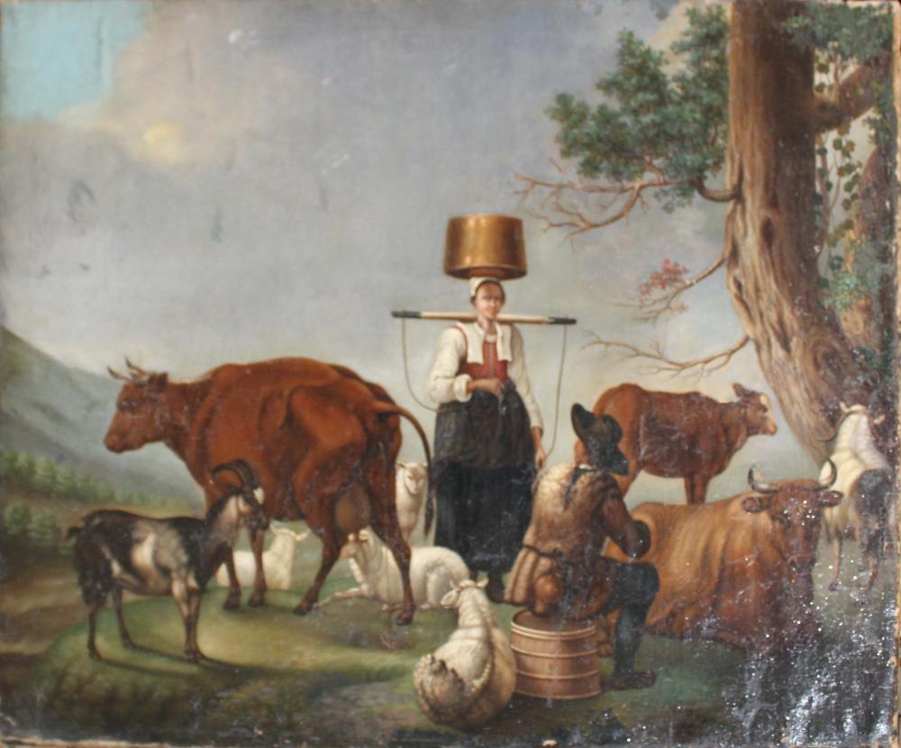 Johann Diderick Cornelieus Velten (NE 1814-1894) Pastoral