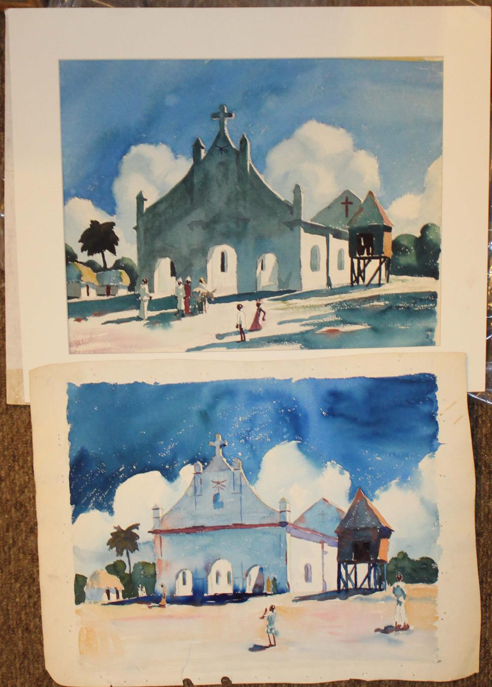Walton Blodgett (VT 1908-1963)