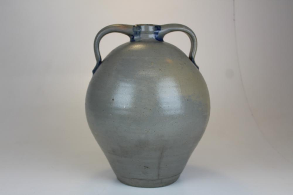 E.L Farrar, Burlington, VT Ovoid Stoneware Water cooler
