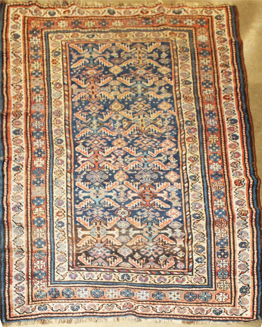 early 20th c Persian area rug