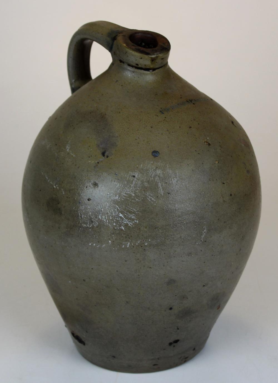 I.B. Farrar & Sons Ovoid Stoneware Jug