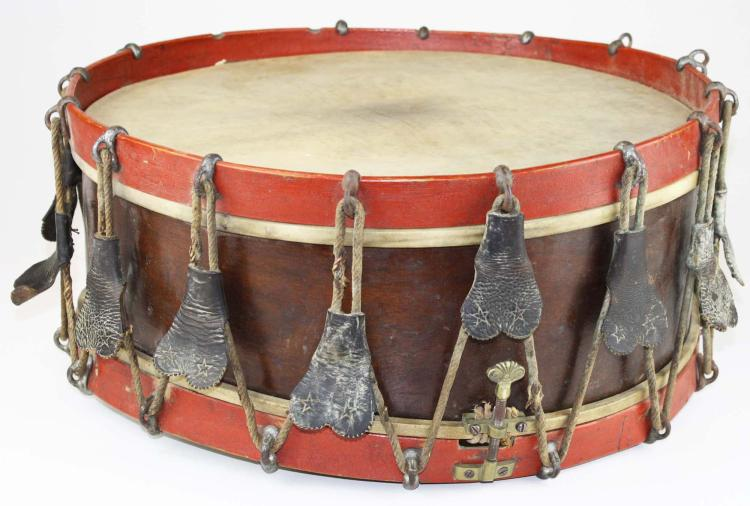 Sewell Morse Snare Drum
