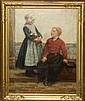 Nicolaes Van Der Waay (Dutch 1855-1936) signed oil