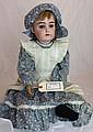 Kammer & Reinhardt 192 bisque doll- socket head,