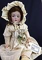 Heinrich Handwerck bisque doll- mkd Simon and