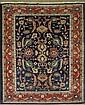Persian room size carpet 8'1