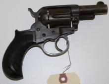 Colt Double Action 38. Revolver