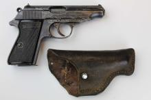 WWII Era Walther PP pistol
