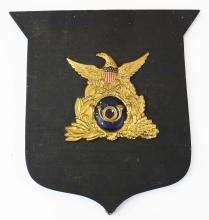 pre Civil War/ Civil War era hat badge