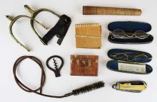Civil War era soldier's accoutrements