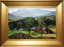 Luigi Lucioni(VT 1900-1988)  Mt Mansfield