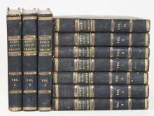 1797 Bell's British Theatre (10 vols) illus