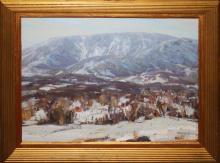 Jay Connaway (VT 1893-1970) Mt Equinox
