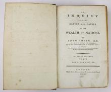 1791 Adam Smith