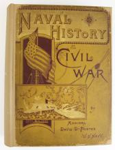 1886 Naval History of the Civil War by Porter