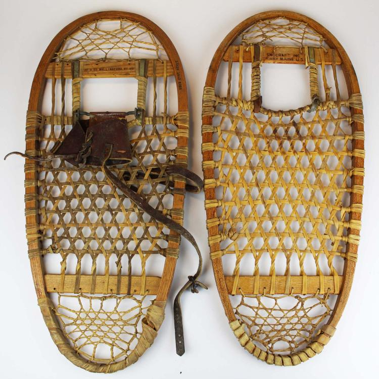 Merrill Furniture Ellsworth Maine Furniture Business: Snotw Shoes And Paddle