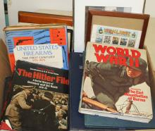 WWII, military books