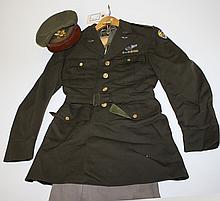 WWII Era Eighth Army Air Corps Liutentant's dress