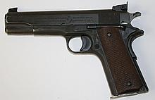 1911 Colt .45 cal semi-auto US Army US Property,