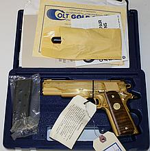American Historical Foundation Colt Gold Cup .45
